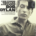 Виниловая пластинка BOB DYLAN-THE TIMES THEY ARE A-CHANGIN'