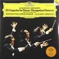 Виниловая пластинка BRAHMS - 21 HUNGARIAN DANCES (180 GR)