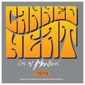 Виниловая пластинка CANNED HEAT - LIVE AT MONTREUX 1973 (2 LP)