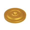 Cold Ray Spike Protector 1 Large Gold (4 шт.)