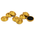 Cold Ray Spike Protector 3 Small Gold (8 шт.)