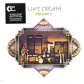 Виниловая пластинка CREAM - LIVE CREAM 2 (180 GR)