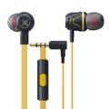 Внутриканальные наушники Cresyn C450S Yellow