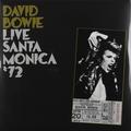 Виниловая пластинка DAVID BOWIE - LIVE SANTA MONICA '72 (2 LP)