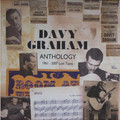 Виниловая пластинка DAVY GRAHAM - ANTHOLOGY (LOST TAPES 1961-2007) (2 LP, 180 GR)