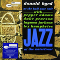 Виниловая пластинка DONALD BYRD - AT THE HALF NOTE CAFE, VOL 1 (180 GR)