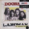Виниловая пластинка THE DOORS - LA WOMAN (THE WORKSHOP SESSIONS) (2 LP, 180 GR)