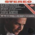 Виниловая пластинка RACHMANINOV - PIANO CONCERTO NO.3 (180 GR)