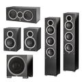 Комплект акустики 5.1 ELAC Debut F5 + B5 + C5 + S10EQ