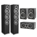 Комплект акустики 5.0 ELAC Debut F6 + B6 + C5
