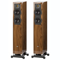 ELAC FS 407 High Gloss Walnut