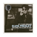 "Виниловая пластинка ELVIS PRESLEY - IF I CAN DREAM / ANYTHING THAT'S PART OF YOU (7"")"