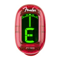 Гитарный тюнер Fender California Series Clip-On Tuner Candy Apple Red