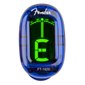 Гитарный тюнер Fender California Series Clip-On Tuner Lake Placid Blue