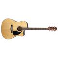 Гитара электроакустическая Fender CD-60CE Dreadnought Natural W/Fishman Miniq Preamp