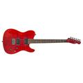 Электрогитара Fender Special Edition Custom Telecaster RW HH Crimson Red Transparent