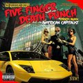 Виниловая пластинка FIVE FINGER DEATH PUNCH - AMERICAN CAPITALIST
