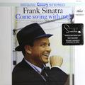 Виниловая пластинка FRANK SINATRA - COME SWING WITH ME! (180 GR)