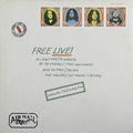 Виниловая пластинка FREE - FREE LIVE (JAPAN ORIGINAL. 1ST PRESS. GIMMIC COVER) (винтаж)