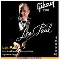 Гитарные струны Gibson SEG-LPS LES PAUL SIG. PNW (для электрогитары)