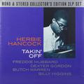 Виниловая пластинка HERBIE HANCOCK - TAKIN' OFF. MONO & STEREO (2 LP)