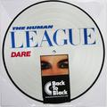 Виниловая пластинка HUMAN LEAGUE - DARE (PICTURE LP)