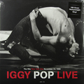 Виниловая пластинка IGGY POP - LIVE AT THE RITZ, NYC (2 LP, 180 GR)