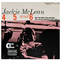 Виниловая пластинка JACKIE MCLEAN - 4, 5 AND 6