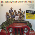Виниловая пластинка JOHNNY CASH - THE JOHNNY CASH CHILDREN'S ALBUM