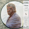 Виниловая пластинка JOHNNY HALLYDAY - L'ATTENTE (PICTURE DISC)