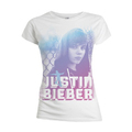 Футболка женская Justin Bieber - On Da Fence
