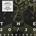 Виниловая пластинка JUSTIN TIMBERLAKE - 20/20 EXPERIENCE: COMPLETE (4 LP)