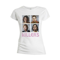 Футболка женская Killers - Day & Age Headshot