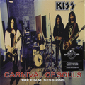 Виниловая пластинка KISS - CARNIVAL OF SOULS: THE FINAL SESSIONS (180 GR)