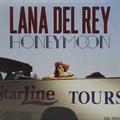 Виниловая пластинка LANA DEL RAY - HONEYMOON (2 LP)