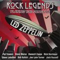 Виниловая пластинка LED ZEPPELIN TRIBUTE-ROCK LEGENDS PLAYING THE SONGS OF LED ZEPPELIN (2 LP, 180 GR)