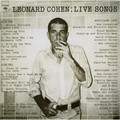 Виниловая пластинка LEONARD COHEN - LIVE SONGS