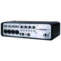 Внешняя студийная звуковая карта M-Audio MTrack Quad