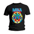 Футболка мужская Mika - Tribal Mask