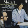 Виниловая пластинка MOZART - PIANO CONCERTOS NOS. 20 & 24