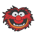 Подставка Muppets - Animal