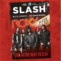 Виниловая пластинка MYLES KENNEDY AND THE CONSPIRATORS SLASH - LIVE AT THE ROXY 2014 (3 LP)