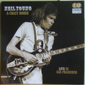 Виниловая пластинка NEIL YOUNG & CRAZY HORSE - LIVE IN SAN FRANCISCO (2 LP)