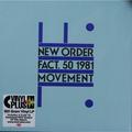 Виниловая пластинка NEW ORDER-MOVEMENT (180 GR)