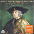 Виниловая пластинка NIKOLAUS HARNONCOURT - MUSIC AT THE COURT OF EMPEROR MAXIMILIAN I