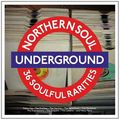 Виниловая пластинка VARIOUS ARTISTS - NORTHERN SOUL UNDERGROUND - 36 SOULFUL RARITIES (2 LP, 180 GR)