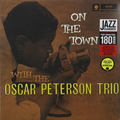 Виниловая пластинка OSCAR PETERSON - ON THE TOWN + 1 BONUS TRACK (180 GR)