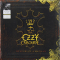 Виниловая пластинка OZZY OSBOURNE - MEMOIRS OF A MADMAN (2 LP)
