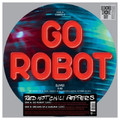 Виниловая пластинка RED HOT CHILI PEPPERS - GO ROBOT (LIVE) / DREAMS OF A SAMURAI (LIVE) (PICTURE DISC)