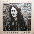 Виниловая пластинка RORY GALLAGHER - CALLING CARD